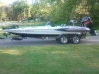 I am selling my 2001 Triton TR-21. It has a 2001