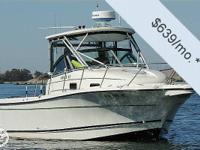 You can have this vessel for just $639 per month. Fill