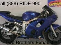 2001 Used Yamaha R6 Crotch Rocket For Sale-U1850 only