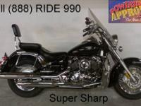 2001 used Yamaha VStar 650 Classic motorcycle for sale