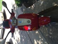Hello-We have has this awesome Vespa since 2001 and
