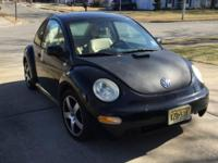 2001 Volkswagen Beetle Sport w/ turbo 1.8L. 5 speed