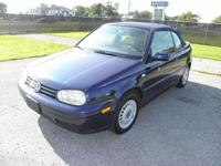 Exterior Color: blue, Body: Convertible, Engine: I4
