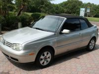 Options Included: N/A2001 Volkswagen Cabrio GLX, 1
