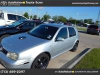 2001 Volkswagen Golf Our Location is: AutoNation Toyota