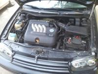 I have a black 2001 Volkswagen Golf GLS SALVAGE TITLE