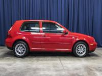 Clean Carfax Hatchback with Sunroof!  Options:  Abs