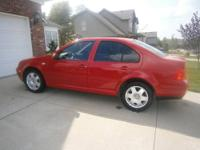 For Sale: 2001 Volkswagon Jetta GLS 4 Door Model VR6