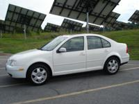 Options Included: VR6 Jetta GLX ! Great on GAS !! ABS,