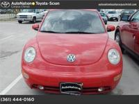 2001 Volkswagen New Beetle Our Location is: AutoNation