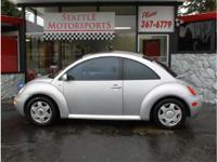 Description Make: Volkswagen Model: New Beetle Year: