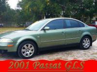 2001 Volkswagen Passat, 131,615 miles. Price: $4,999.