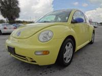 ONLY 82000 MILES ON THIS BEAUTIFUL 2001 VOLKSWAGEN NEW