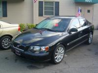 01' Volvo S60 Turbo - Only 104k miles! Black on Grey