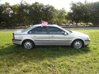 2001 Volvo S80 2.9 Sellers Notes STOP TURN AROUND AND