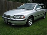 Options Included: Front Wheel Drive2001 Volvo V-70