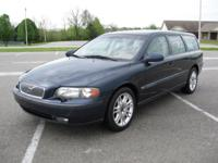 Options Included: N/A2001 Volvo V70 T5 - This Gorgeous