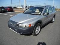 Options Included: N/AOne Owner, AWD, Leather, Volvo