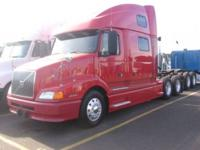 Description 18 Wheeler. New tires. Aluminum Wheels, New