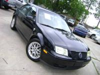 2001 VW Jetta WOLFSBURG, ONLY 86K, 5 Speed, TURBO,