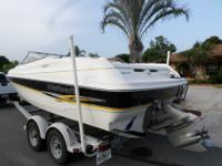 Excellent looking Wellcraft bowrider for sale. This is