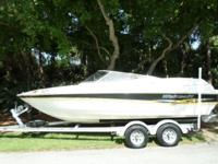 I am selling my 2001 Wellcraft 200ss. This boat is in