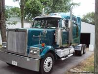 FOR SALE - 2001 Western Star Semi & RITENOUR 45102