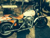 I have a 2001 Harley dyna, bike runs good, looks good,