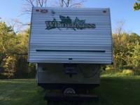2001 Fleetwood Wilderness 5th wheel Model: 30
