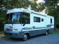 2001 Winnebago Brave 30W motorhome with 56k mi