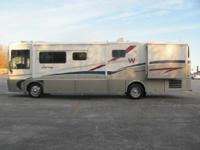 Make: Winnebago Year: 2001 VIN Number: