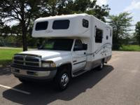 ,,,,2001 Xplorer Xcursion rare *DIESEL* Class C at 25'