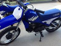 2001 Yamaha Blaster 6-speed 2-stroke. Im selling