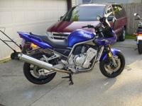 2001 YAMAHA FZ1 17,500 MILES Adult Owned VGC INLINE