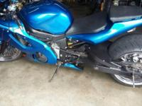 This is a 2001 Yamaha R6 Custom...This is a great deal