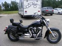 This 2001 Yamaha Road Star 1600 has an entire list of