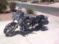 MOVING MUST SELL 2001 Yamaha Roadstar Silverado 20