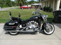 Up for Auction is a 2001 Yamaha Royal Star Tour Deluxe.