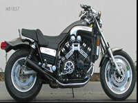 2001 Yamaha V-Max The Mr. Olympia of power cruisers. A