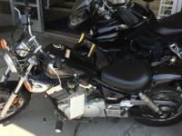 2001 Yamaha Virago 250 GREAT BIKE! the quarter-liter