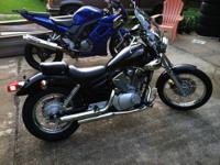 Super super clean and very well maintained 2001 Yamaha