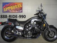 2001 Yamaha VMax Motorcycle for sale with only 8,719