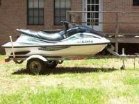 FOR SALE: 2001 YAMAHA XL 800 3 SEATER JET SKI IN
