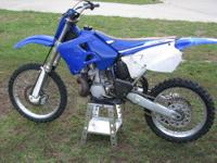 I have a nice 2001 Yamaha YZ 250 for sale. Motor has