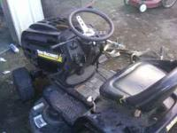 "I have a 2001 Yard Machines 17 hp, 42"" deck riding"