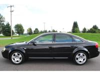 Super low MILES! RARE Audi A6 Quattro 4.2L V8!  Loaded