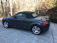 2001 Audi TT Quattro Turbo Charged AWD, 6 speed