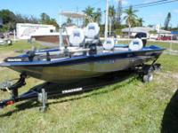 Just In Nice Clean 2011 Bass Tracker Pro Team 175TF