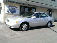 This is a nice and clean  2001 Buick Century. It's a