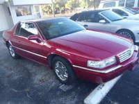 2001 Cadillac Eldorado ESC, 2D Coupe, ** Chrome wheels